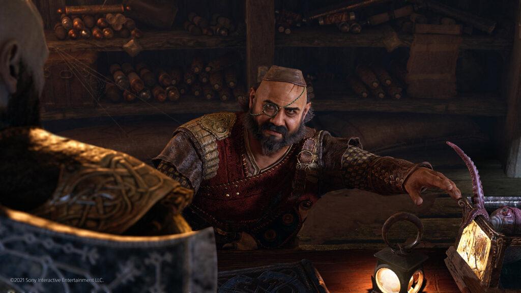God of War Ragnarok trailer and details you may have missed - Part 1